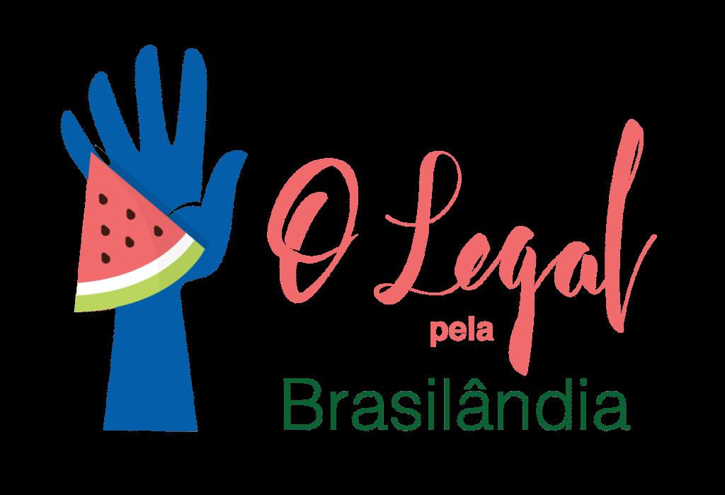 logotipo O Legal pela Brasilândia