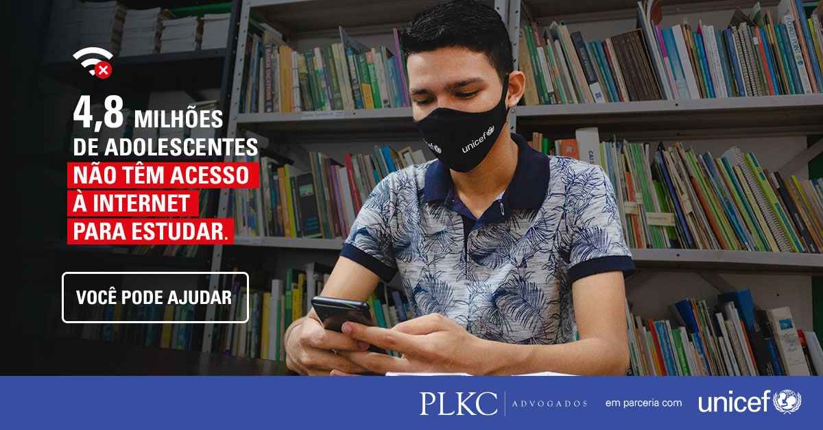 PLKC Advogados em parceria com Unicef