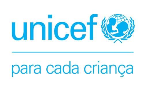 logo unicef para cada criança